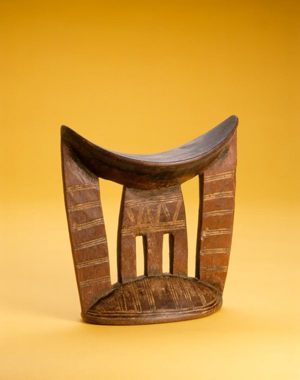 UCLA Fowler Museum Collection: X91.62 Headrest