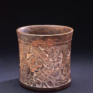 UCLA Fowler Museum Collection: X91.632 Ceramic vessel