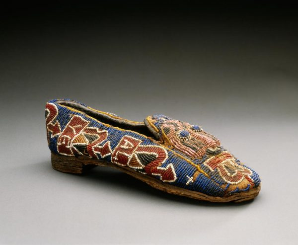 UCLA Fowler Museum Collection: X92.160 Beaded shoes
