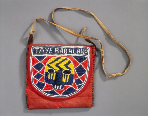 UCLA Fowler Museum Collection: X92.171 Beaded Bag