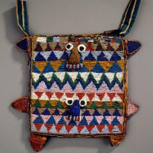 UCLA Fowler Museum Collection: X92.178 Beaded bag