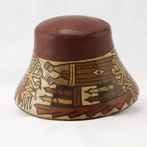 UCLA Fowler Museum Collection: X93.10.1 Nasca vessel