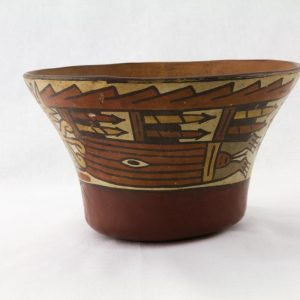 UCLA Fowler Museum Collection: X93.10.1 Nasca vessel right view