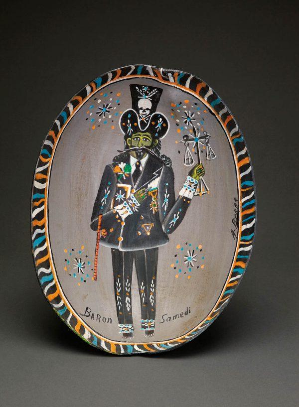 UCLA Fowler Museum Collection: X94.2.17 Baron Samedi (Bawon Samdi)