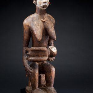 UCLA Fowler Museum Collection: X95.36.4 Shrine figure