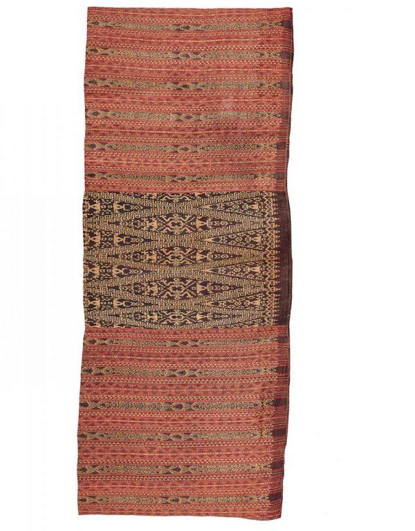 UCLA Fowler Museum Collection: X96.1.9 Woman's tube skirt (panapisan)