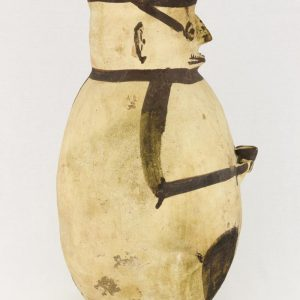 UCLA Fowler Museum Collection: X96.8.44 Chancay vessel right view