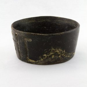 UCLA Fowler Museum Collection: X96.8.49 Chavin vessel back view