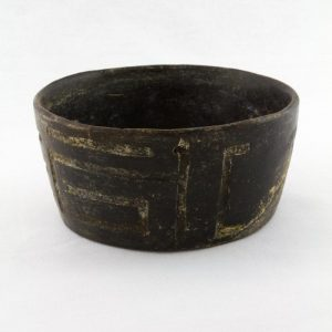 UCLA Fowler Museum Collection: X96.8.49 Chavin vessel left view