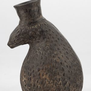 UCLA Fowler Museum Collection: X96.8.52 Chimu vessel right view