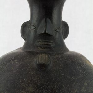 UCLA Fowler Museum Collection: X96.8.57 Chimu Inca vessel detailed view