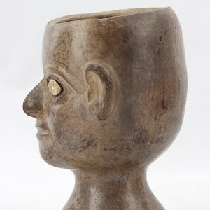 UCLA Fowler Museum Collection: X96.8.58 Moche vessel right view