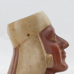 UCLA Fowler Museum Collection: X96.8.63 Moche vessel right view