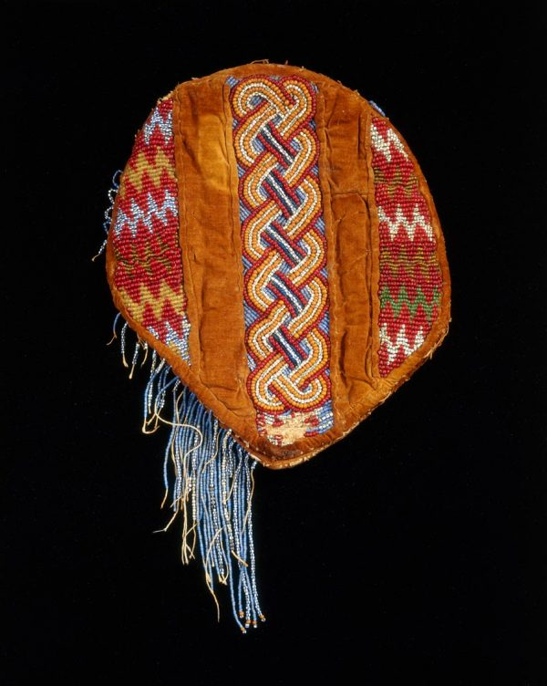 UCLA Fowler Museum Collection: X96.3.9 Beaded cap