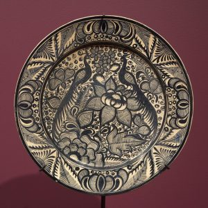UCLA Fowler Museum Collection: X96.42.6 Platter