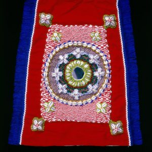 UCLA Fowler Museum Collection: X97.16.1 Beaded Apron