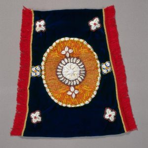 UCLA Fowler Museum Collection: X97.16.2 Apron