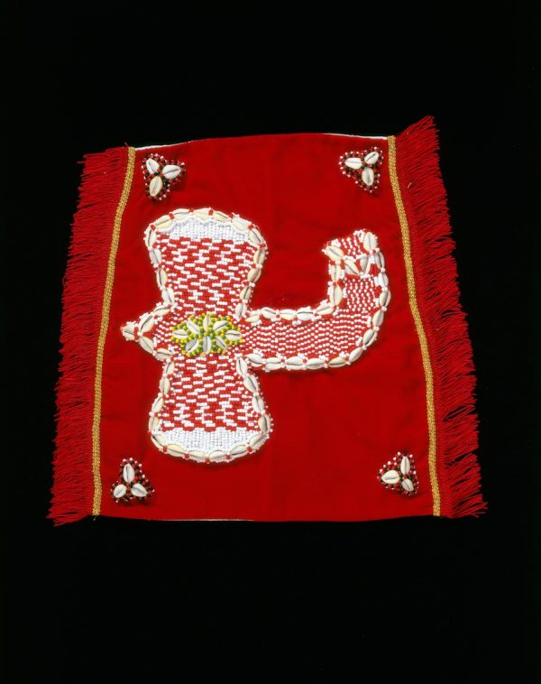 UCLA Fowler Museum Collection: X97.16.3 Beaded apron