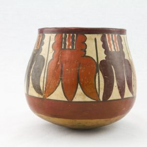 UCLA Fowler Museum Collection: X99.49.4 Nasca vessel front image