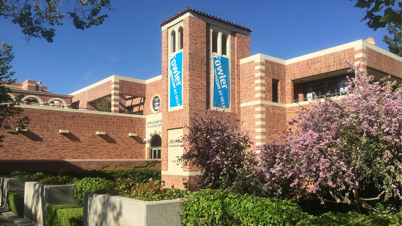 UCLA Fowler Museum Building