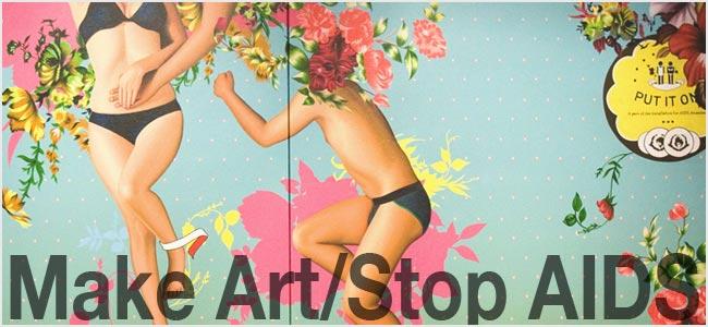 UCLA Fowler Museum Make Art/Stop AIDS