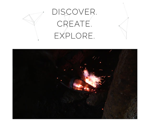 Discover. Create. Explore by Striking Iron: The Art Of African Blacksmiths
