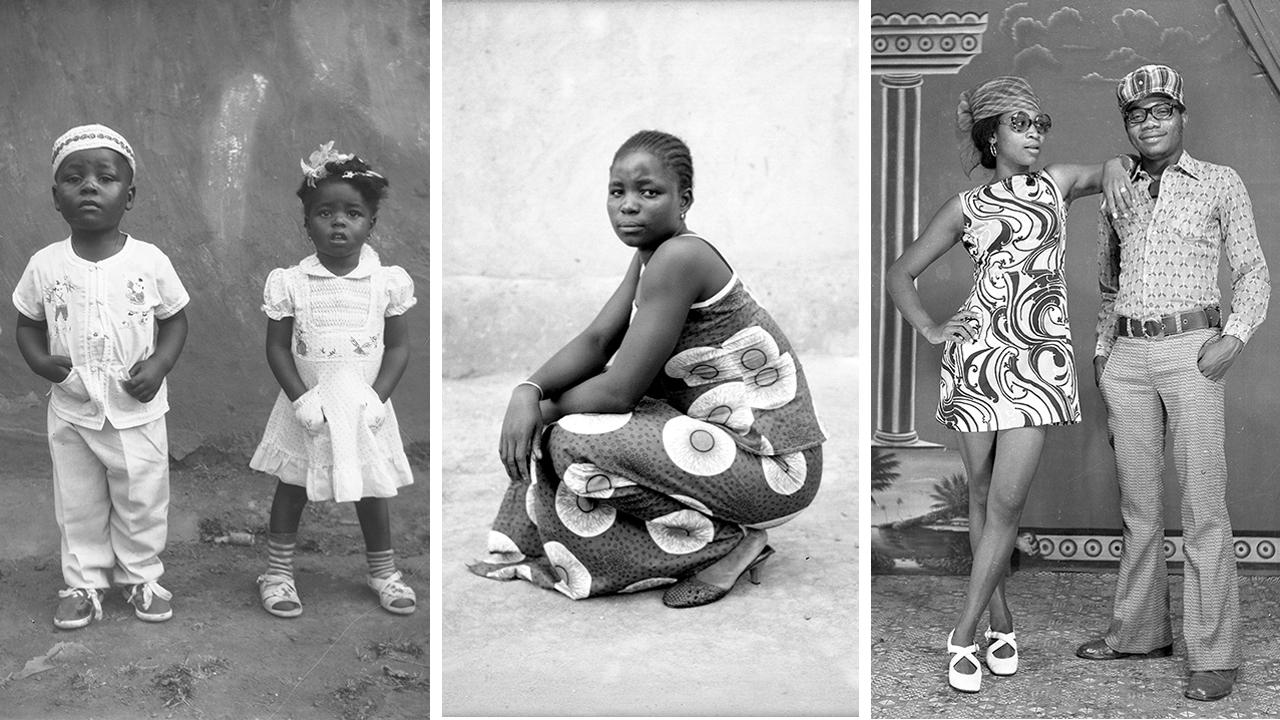 Opening Program (online)—Photo Cameroon: Studio Portraiture, 1970s–1990s